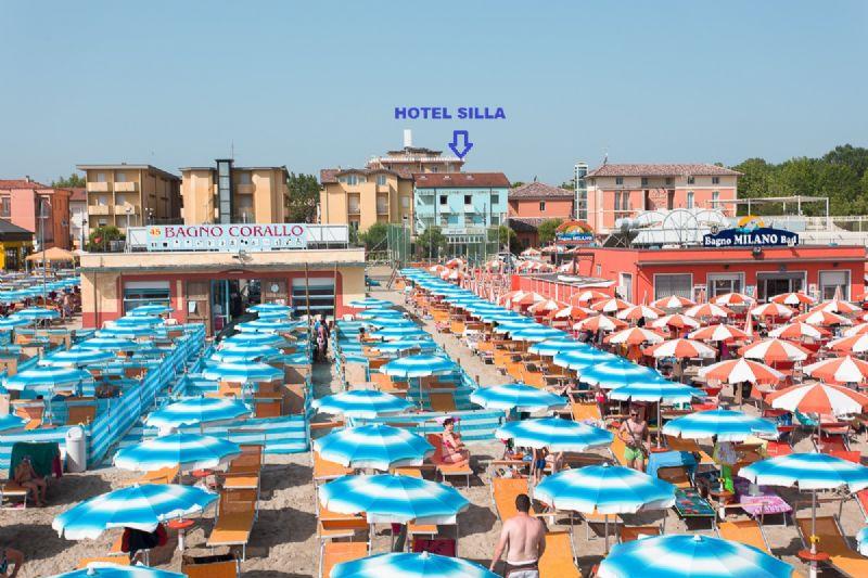 Hotel silla meubl garni cesenatico forl e cesena - Cesenatico bagno milano ...