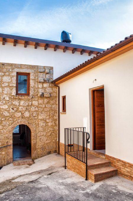 Bed and breakfast noce spagnola rocchetta a volturno for Stile missione spagnola