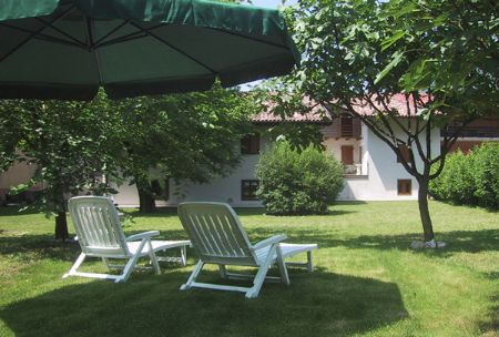 Bed and breakfast bluemind besenello trento - B b il giardino trento ...