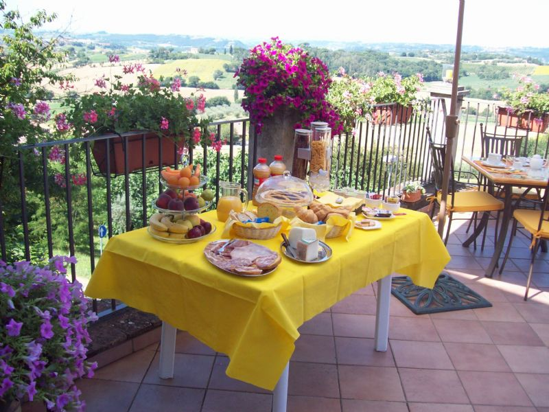 Bed and Breakfast La Terrazza Fio...Rita, Ripa (Perugia)