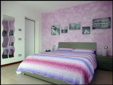 Bed and breakfast dal capo belluno belluno - Pittura camera da letto lilla ...