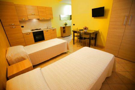 Casa vacanze oasi di monza di via amati monza monza e for Hotel amati riccione prezzi