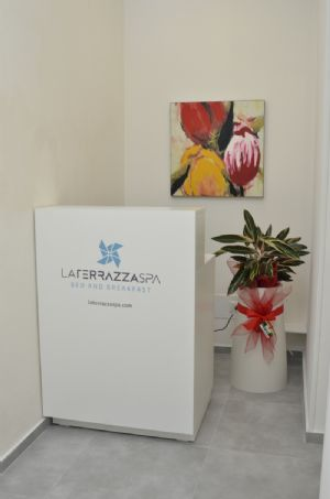 Bed and Breakfast La Terrazza SPA, Comiso (Ragusa)
