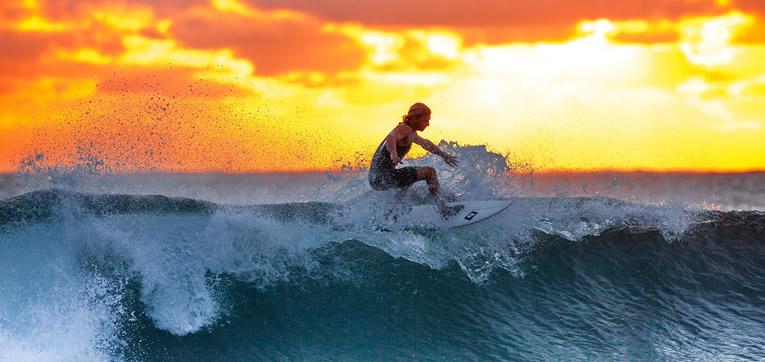 incontri di surf