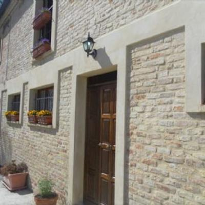 Bed And Breakfast Allombra Degli Ulivi San Marcello Ancona