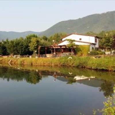 Affittacamere un letto sul lago scoppito l 39 aquila for Letto lago prezzo