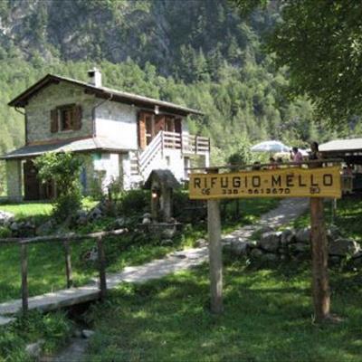 Dormire vicino Terme Bagni del Masino (Val Masino)