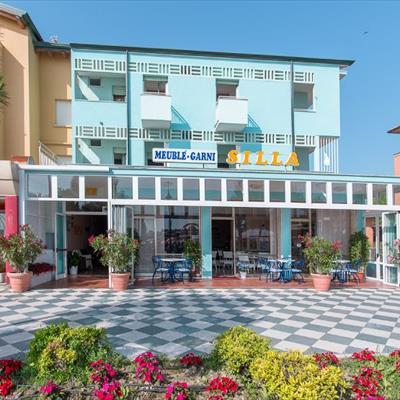 Hotel silla meubl garni cesenatico forl e cesena - Bagno riviera cesenatico ...