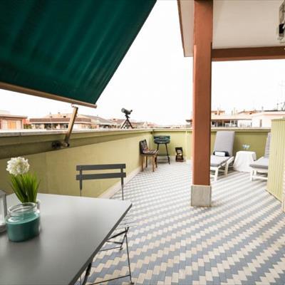 Appartamento uso turistico skyline lido di ostia ponente for Appartamento uso ufficio roma