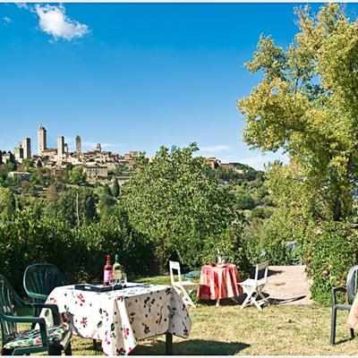 Bed And Breakfast Il Fienile San Gimignano