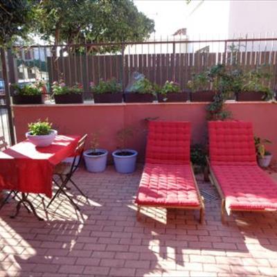 Casa vacanze casa lola con giardino roma roma - Casa con giardino roma ...